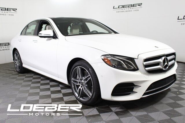 2019 Mercedes-Benz E 300 4MATIC® Sedan Lincolnwood IL