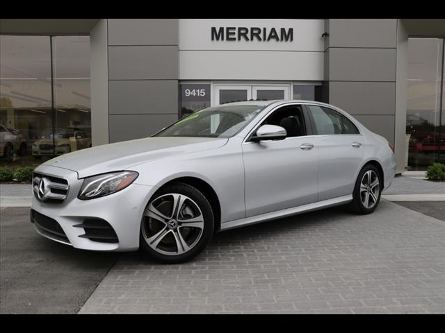2019 Mercedes-Benz E 300 4MATIC® Sedan Kansas City KS
