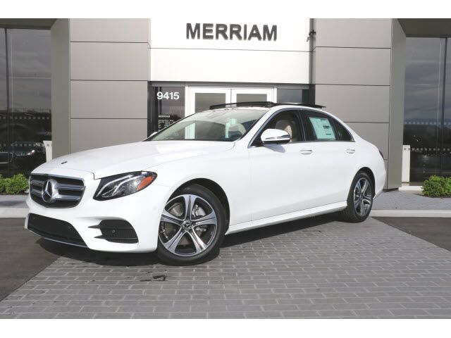 2019 Mercedes-Benz E 300 4MATIC® Sedan Merriam KS