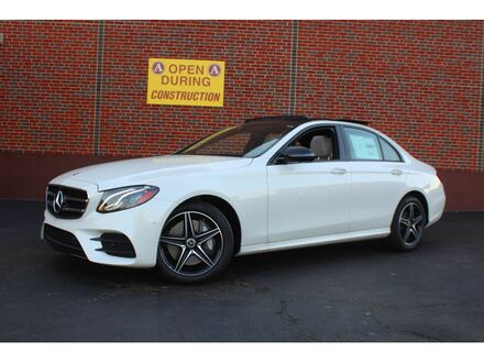 2019_Mercedes-Benz_E_300 4MATIC® Sedan_ Merriam KS