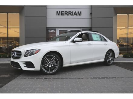 2019_Mercedes-Benz_E_300 4MATIC® Sedan_ Merriam KS