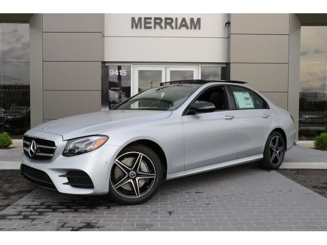 2019 Mercedes-Benz E 300 4MATIC® Sedan Oshkosh WI