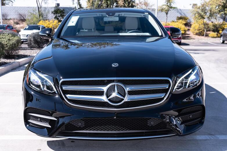 2019 Mercedes-Benz E 300 4MATIC® Sedan Scottsdale AZ