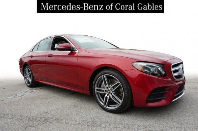 2019 Mercedes-Benz E 300 RWD Sedan Coral Gables FL