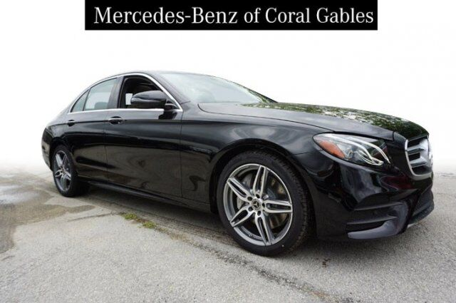 2019 Mercedes-Benz E 300 Sedan Coral Gables FL