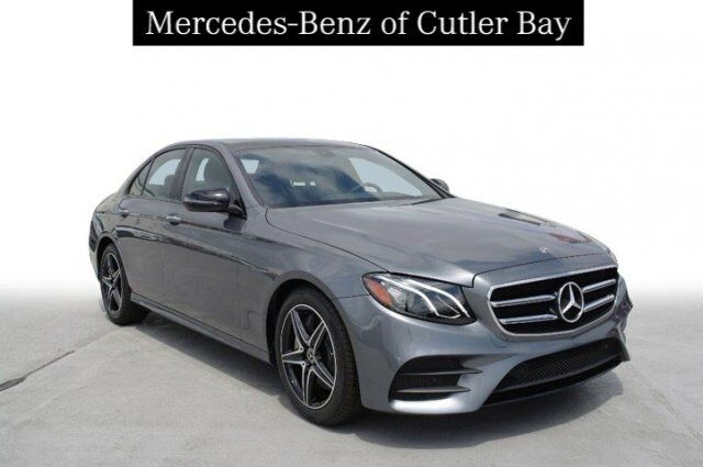 2019 Mercedes-Benz E 300 Sedan Cutler Bay FL