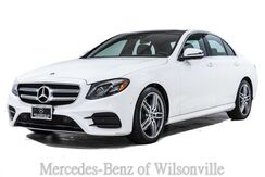 2019_Mercedes-Benz_E_300 Sedan_ Portland OR