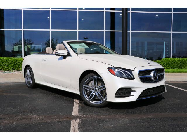 2019 Mercedes-Benz E 450 4MATIC® Cabriolet  Kansas City MO