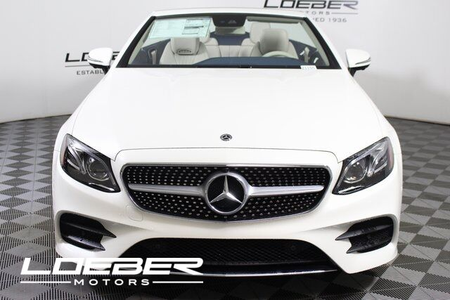 2019 Mercedes-Benz E 450 4MATIC® Cabriolet  Chicago IL