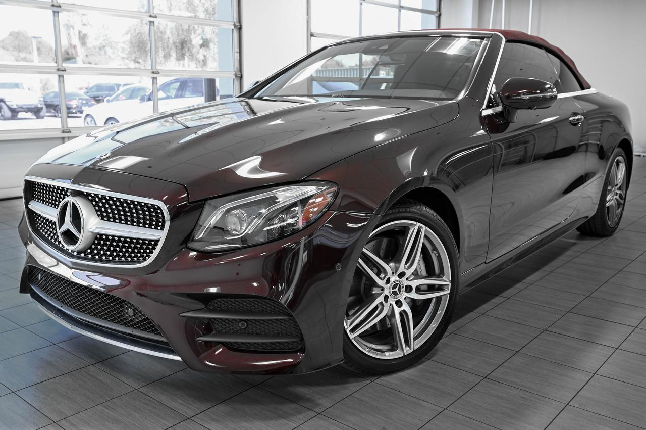 2019 Mercedes-Benz E 450 4MATIC® Cabriolet