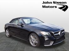 2019_Mercedes-Benz_E 450 4MATIC® Cabriolet__ Washington PA