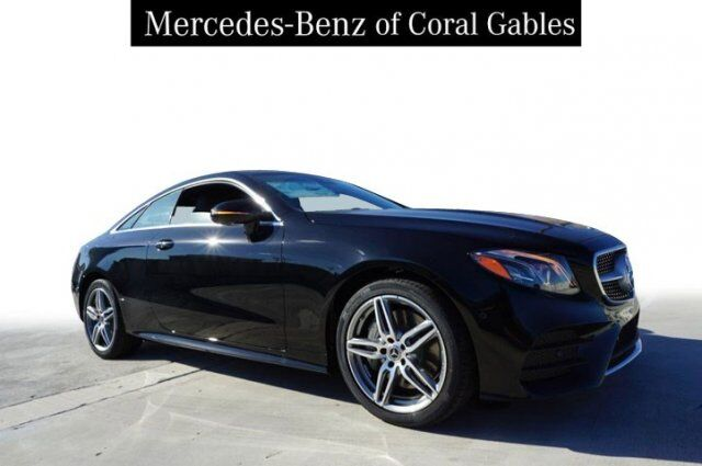 2019 Mercedes-Benz E 450 4MATIC® Coupe  Coral Gables FL