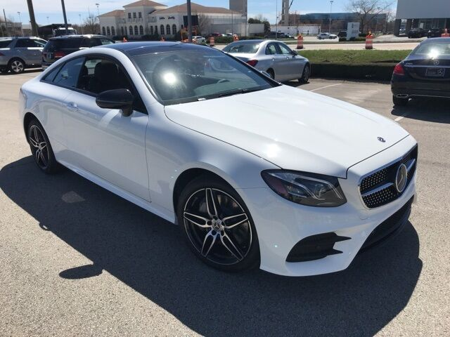 2019 Mercedes-Benz E 450 4MATIC® Coupe  Indianapolis IN