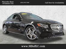 2019_Mercedes-Benz_E 450 4MATIC® Coupe__ Kansas City MO