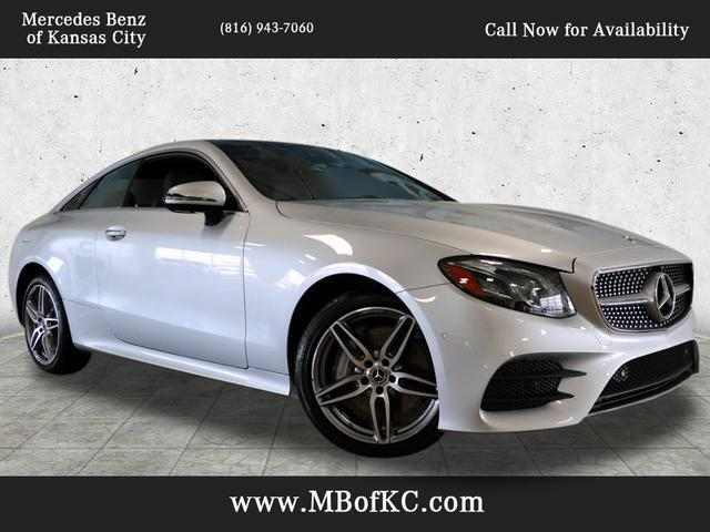 2019 Mercedes-Benz E 450 4MATIC® Coupe  Kansas City MO