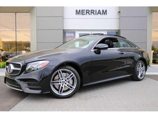 2019 Mercedes-Benz E 450 4MATIC® Coupe  Merriam KS