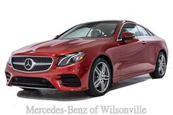 2019_Mercedes-Benz_E 450 4MATIC® Coupe__ Portland OR