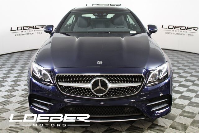 2019 Mercedes-Benz E 450 4MATIC® Coupe Lincolnwood IL