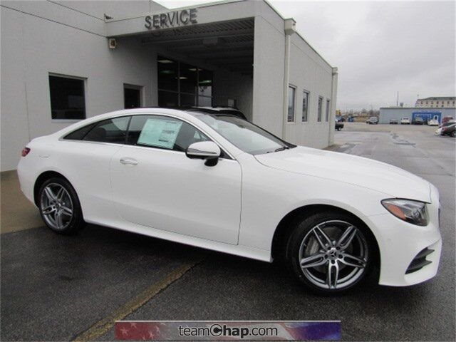 2019 Mercedes-Benz E 450 4MATIC® Coupe Marion IL