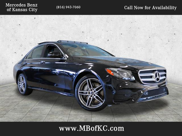 2019 Mercedes-Benz E 450 4MATIC® Sedan  Kansas City MO