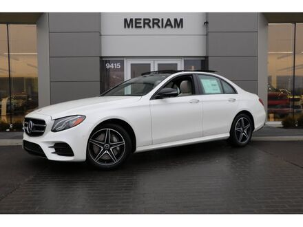 2019_Mercedes-Benz_E 450 4MATIC® Sedan__ Merriam KS