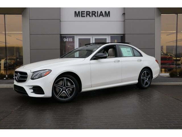 2019 Mercedes-Benz E 450 4MATIC® Sedan  Merriam KS