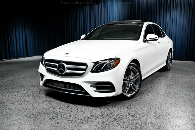 2019 Mercedes-Benz E 450 4MATIC® Sedan  Scottsdale AZ