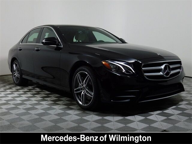 2019 Mercedes-Benz E 450 4MATIC® Sedan  Wilmington DE