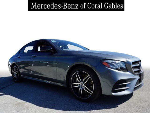 2019 Mercedes-Benz E 450 4MATIC® Sedan Coral Gables FL