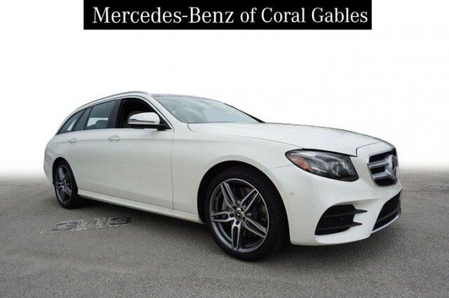2019 Mercedes-Benz E 450 4MATIC® Wagon  Coral Gables FL