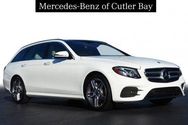 2019 Mercedes-Benz E 450 4MATIC® Wagon  Cutler Bay FL