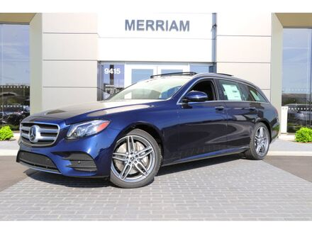 2019_Mercedes-Benz_E 450 4MATIC® Wagon__ Merriam KS