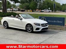 2019_Mercedes-Benz_E_450 4MATIC® Cabriolet_ Houston TX