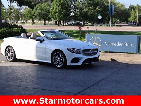2019 Mercedes-Benz E 450 Cabriolet Houston TX