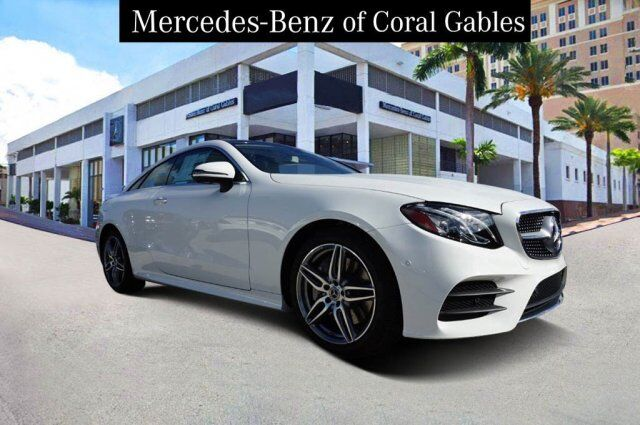 2019 Mercedes-Benz E 450 Coupe  Cutler Bay FL