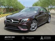 2019_Mercedes-Benz_E 450 Coupe__ Gilbert AZ