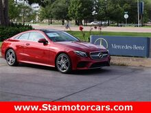 2019_Mercedes-Benz_E 450 Coupe__ Houston TX
