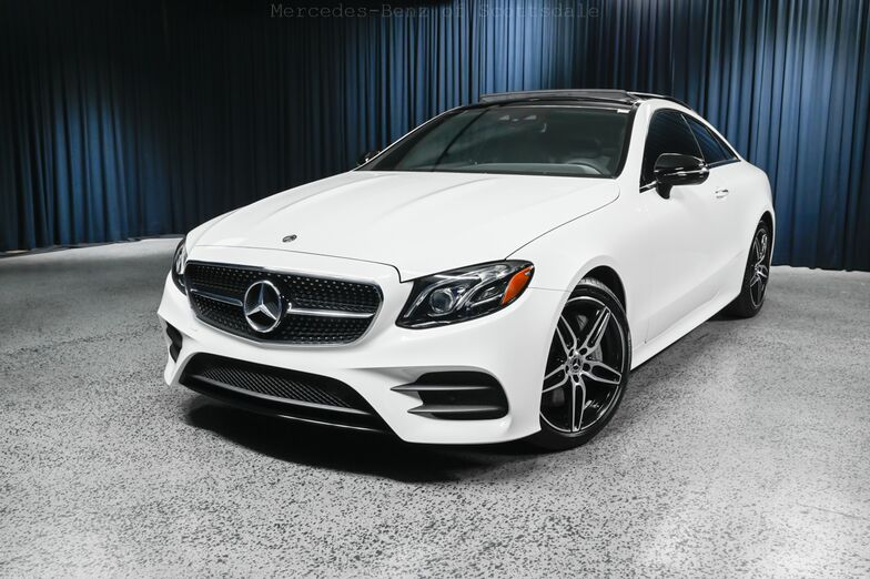 2019 Mercedes-Benz E 450 Coupe  Scottsdale AZ