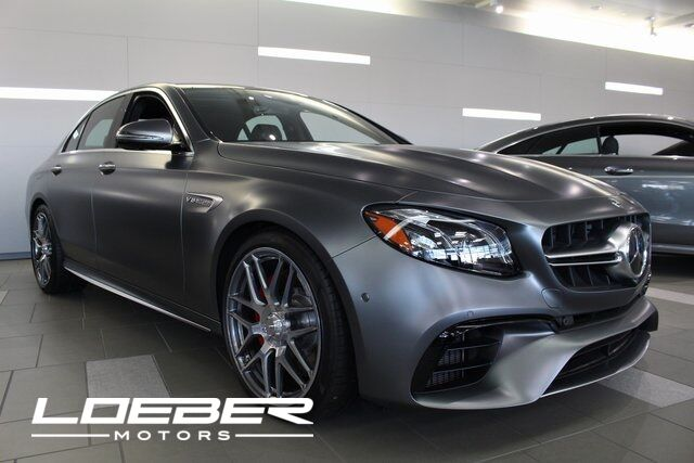 2019 Mercedes-Benz E AMG® 63 S Sedan Chicago IL