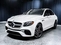 2019 Mercedes-Benz E AMG® 63 S Sedan