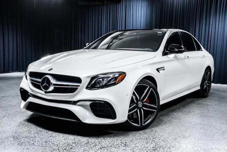 2019 Mercedes-Benz E AMG® 63 S Sedan Scottsdale AZ