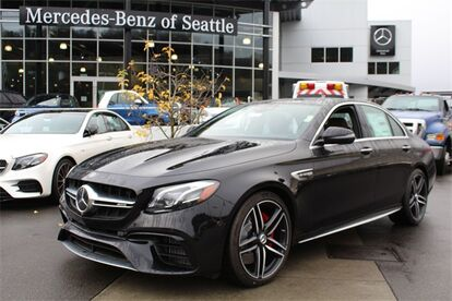 2019_Mercedes-Benz_E_AMG® 63 S Sedan_ Seattle WA