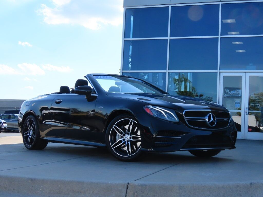 2019 Mercedes-Benz E AMG® 53 Cabriolet Kansas City MO