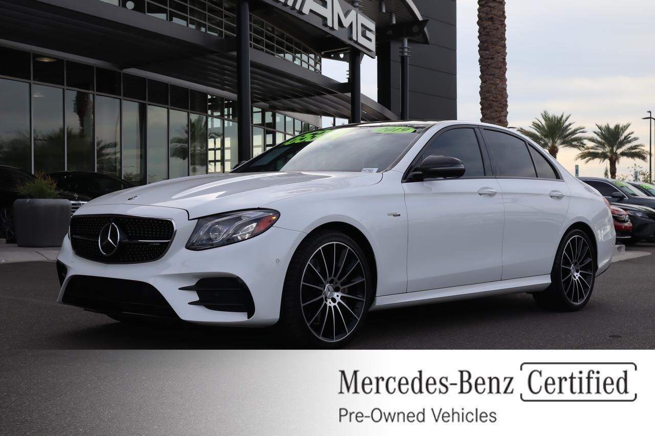 2019 Mercedes-Benz E AMG® 53 Sedan Gilbert AZ