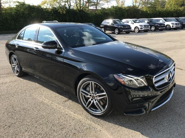 2019 Mercedes-Benz E-Class 300 4MATIC® Sedan Indianapolis IN