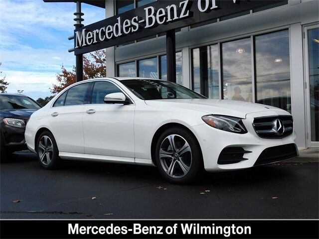 2019 Mercedes-Benz E-Class 300 4MATIC® Sedan Wilmington DE