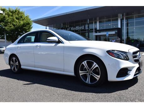 2019_Mercedes-Benz_E-Class_300 4MATIC® Sedan_ Medford OR