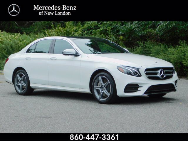 2019 Mercedes-Benz E-Class 300 New London CT