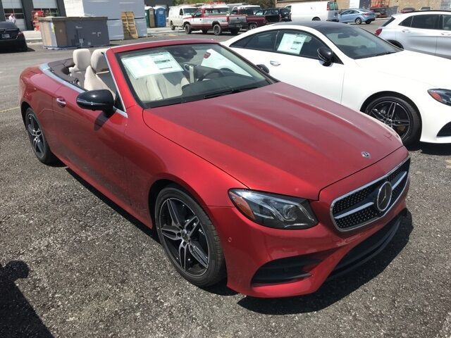 2019 Mercedes-Benz E-Class 450 4MATIC® Cabriolet Indianapolis IN