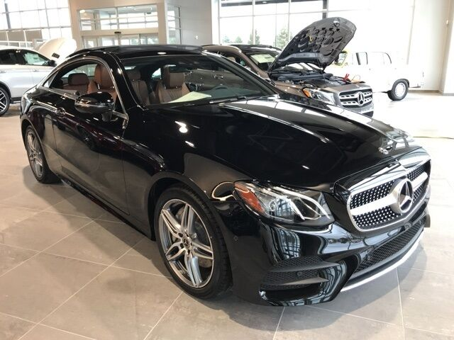 2019 Mercedes-Benz E-Class 450 4MATIC® Coupe Indianapolis IN